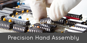 Precision Hand Assembly